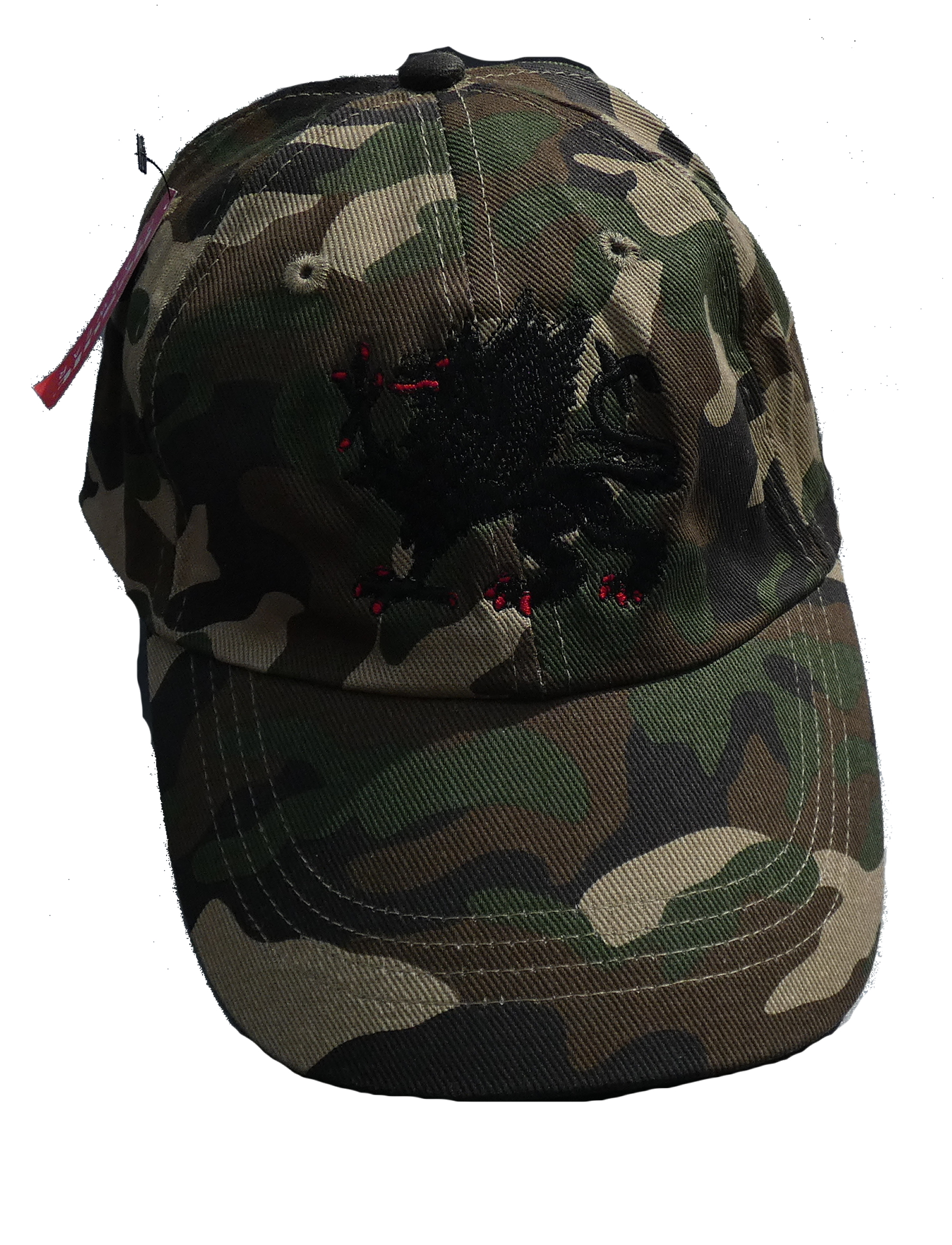 Camoflage Griffin cap