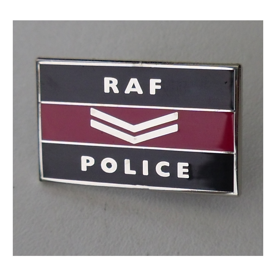 Royal Air Force Police Corporal Embroidered Patch